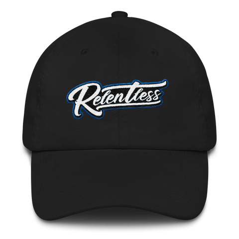 Relentless Script Dad hat