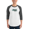 Speed Media Factory Pilot 3/4 sleeve raglan shirt