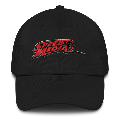 Speed Media Speedy Racer Dad hat