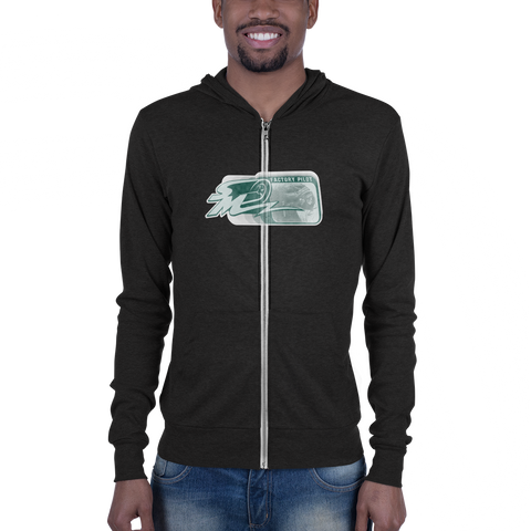 Speed Media Factory Pilot Unisex zip hoodie