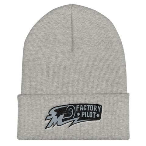 Speed Media Factory Pilot Cuffed Beanie