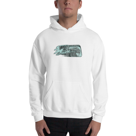 Speed Media Factory Pilot Hooded Sweatshirt