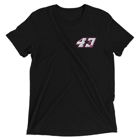 5 Mile Speed shop Short sleeve t-shirt