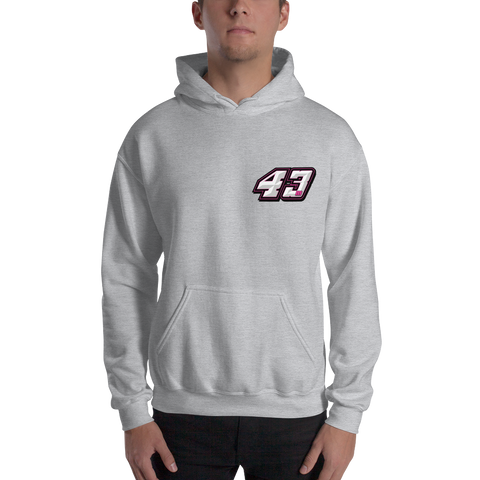 5 Mile Speed shop Hooded Sweatshirt