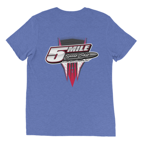 Five Mile Speed Shop Short sleeve t-shirt