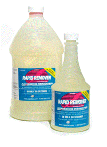 Rapid Remover Adhesive Removal Fluid