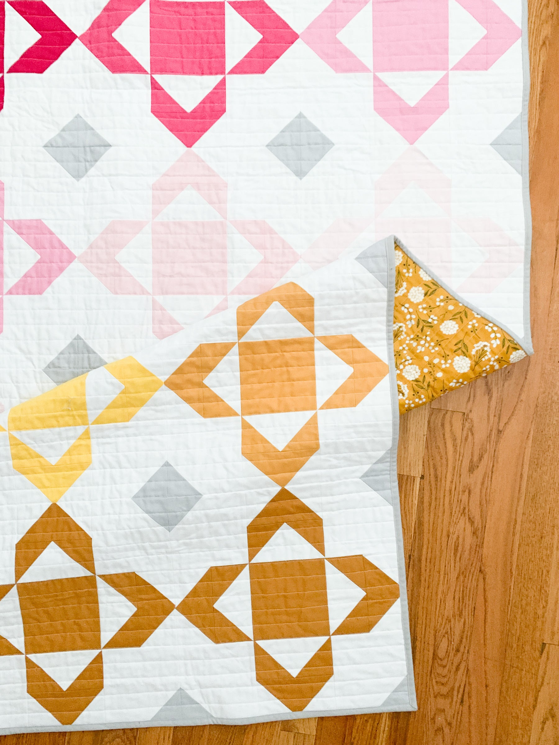 Garden Gems from Cotton and Joy in solids