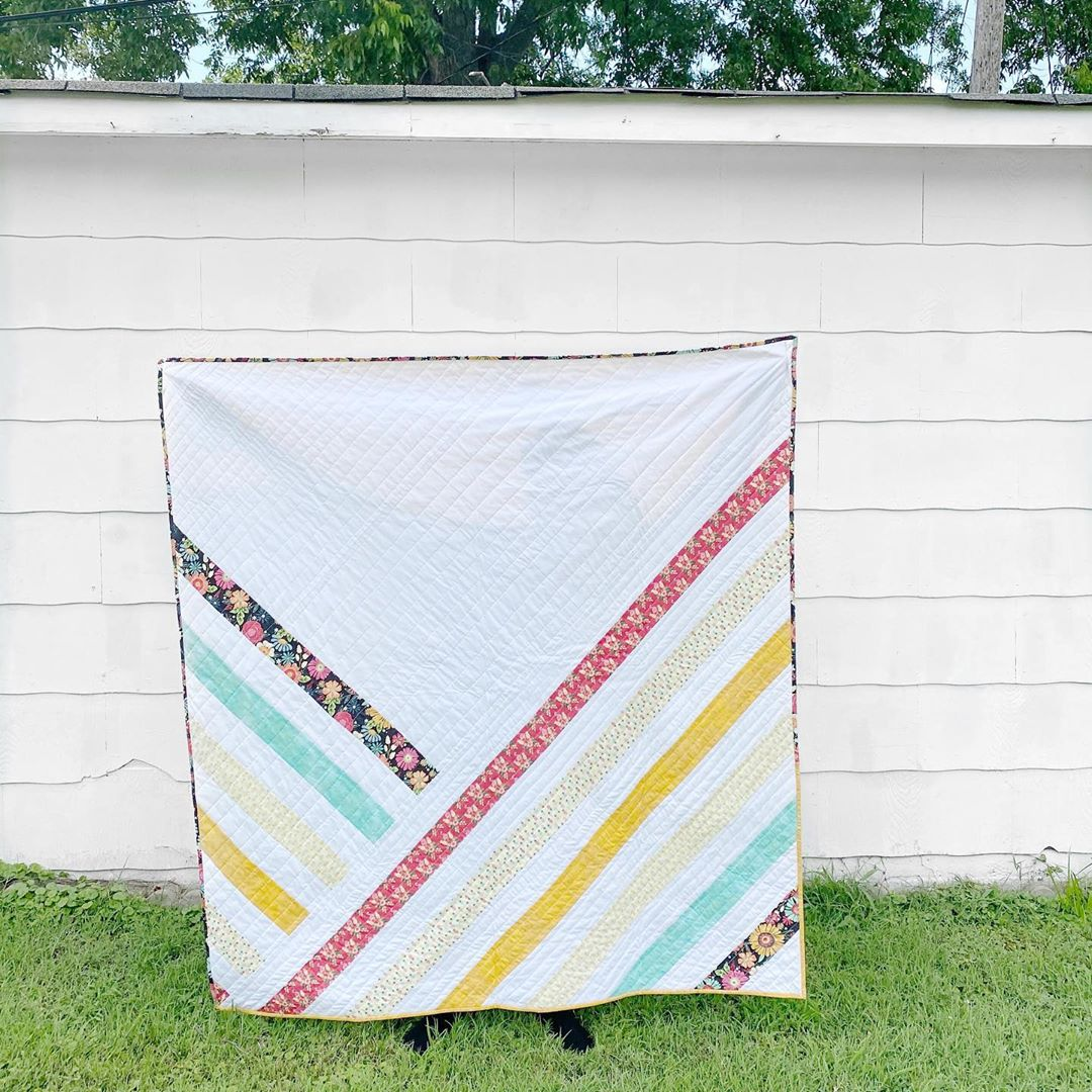 Tester Quilt by Jessica of Sewmilliemae