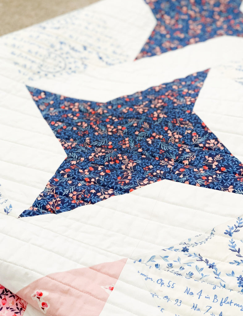 Mighty Stars PRINTED Pattern