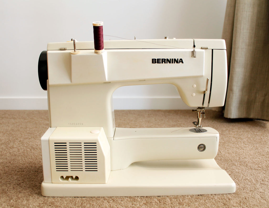 Bernina 830 after cleaned