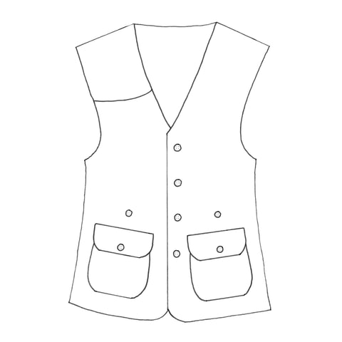 Custom Country Gillet