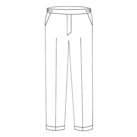 Custom Town Trousers