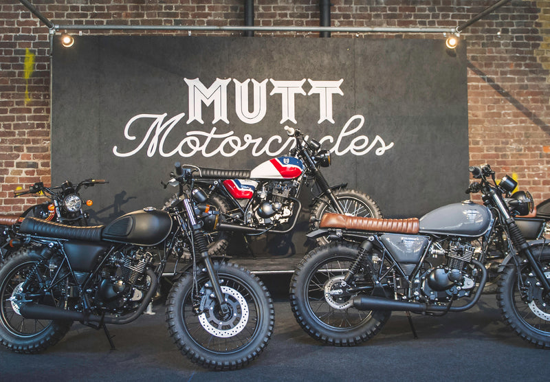 Bike Shed 2018 - LONDON – Mutt Motorcycles
