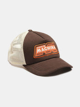 Caps & Hats - Deus Machina Trucker Cap - Tobacco Brown