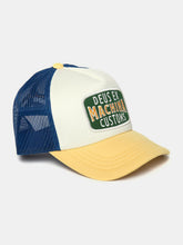 Caps & Hats - Deus Title Trucker Cap - Dusty Yellow