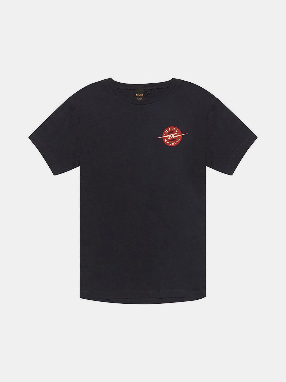 T-Shirts - Deus Sunset T-Shirt - Midnight Blue