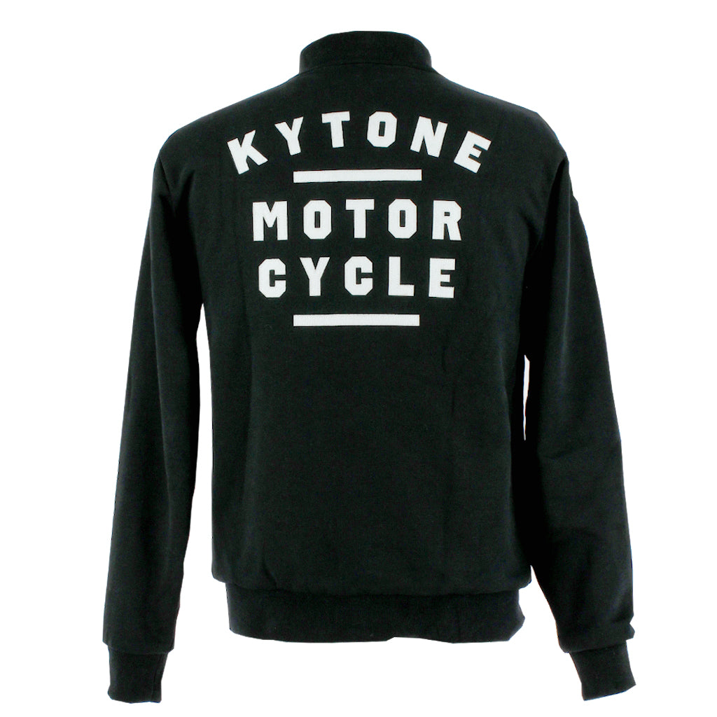 Kytone Dark Knight Sherpa Sweatshirt Black