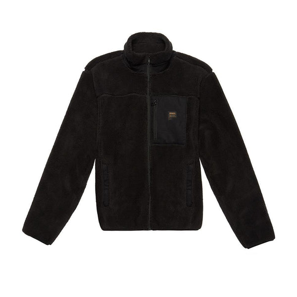 Deus Fletcher Fleece Jacket - Black