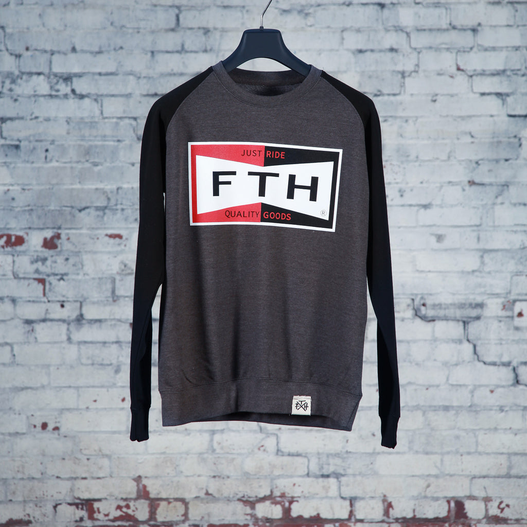 FTH Shield Champion Sweater