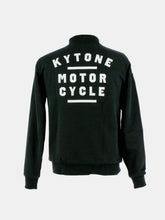 Jackets - Kytone Dark Knight Sherpa Sweatshirt - Black
