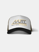 Caps & Hats - Mutt Speed Cap - Olive/Black/White