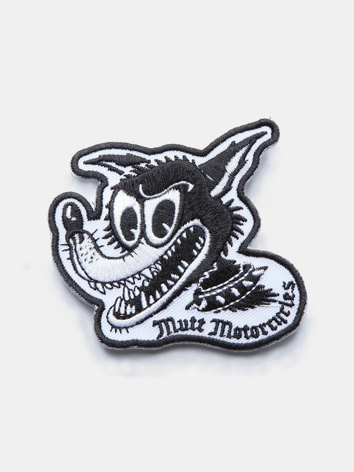 Pins & Patches - Mutt Hound Patch - No Colour