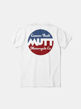 T-Shirts - Mutt Custom Build T-Shirt - White