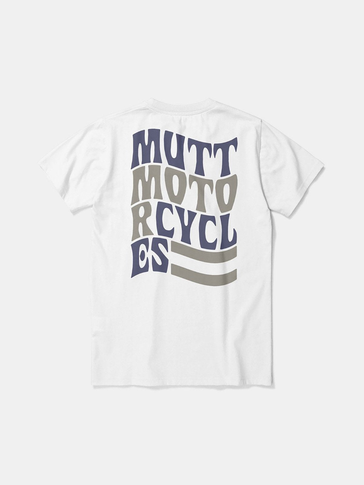 T-Shirts - Mutt Psych T-Shirt - White