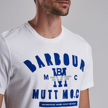 Barbour X Mutt Moco Tee