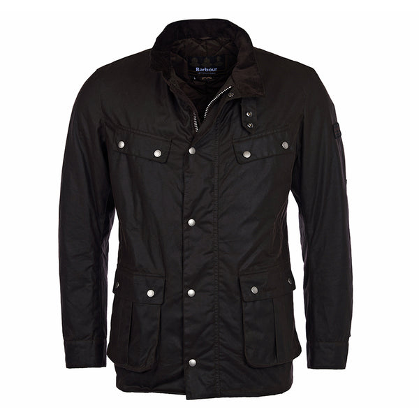 Duke Wax Jacket Rustic