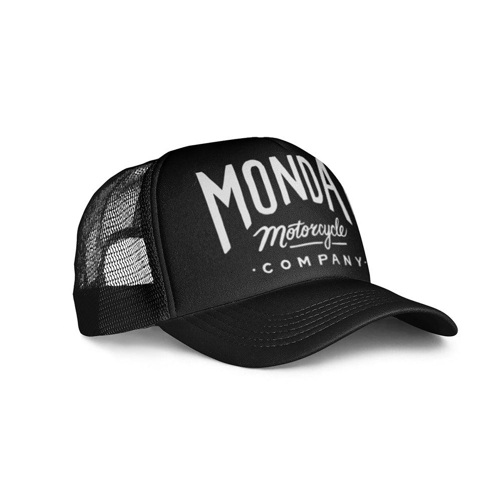 Monday's Logo Cap Black