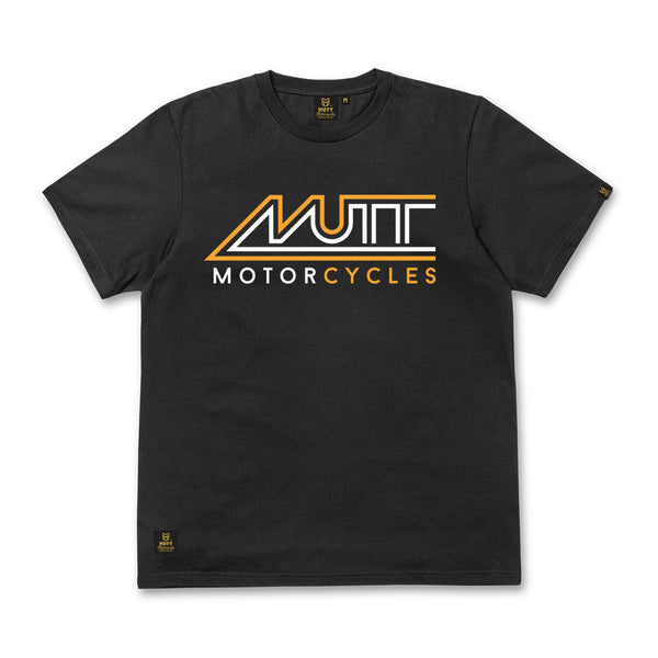 Mutt Speed T Shirt Black