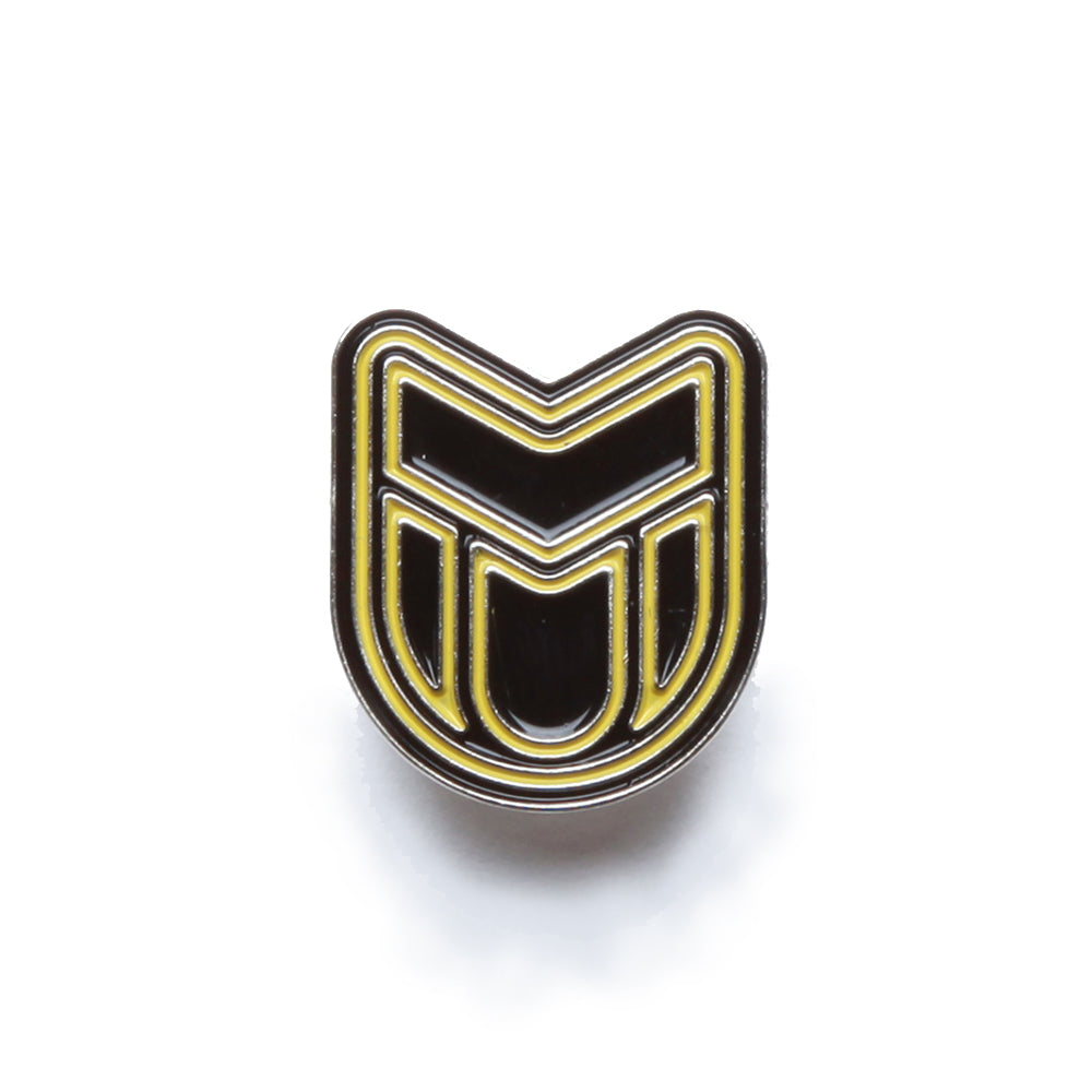 Mutt Icon Enamel Pin