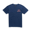 Mechano Tee Navy