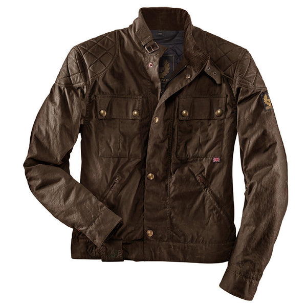 Belstaff Brooklands Jacket Woodland