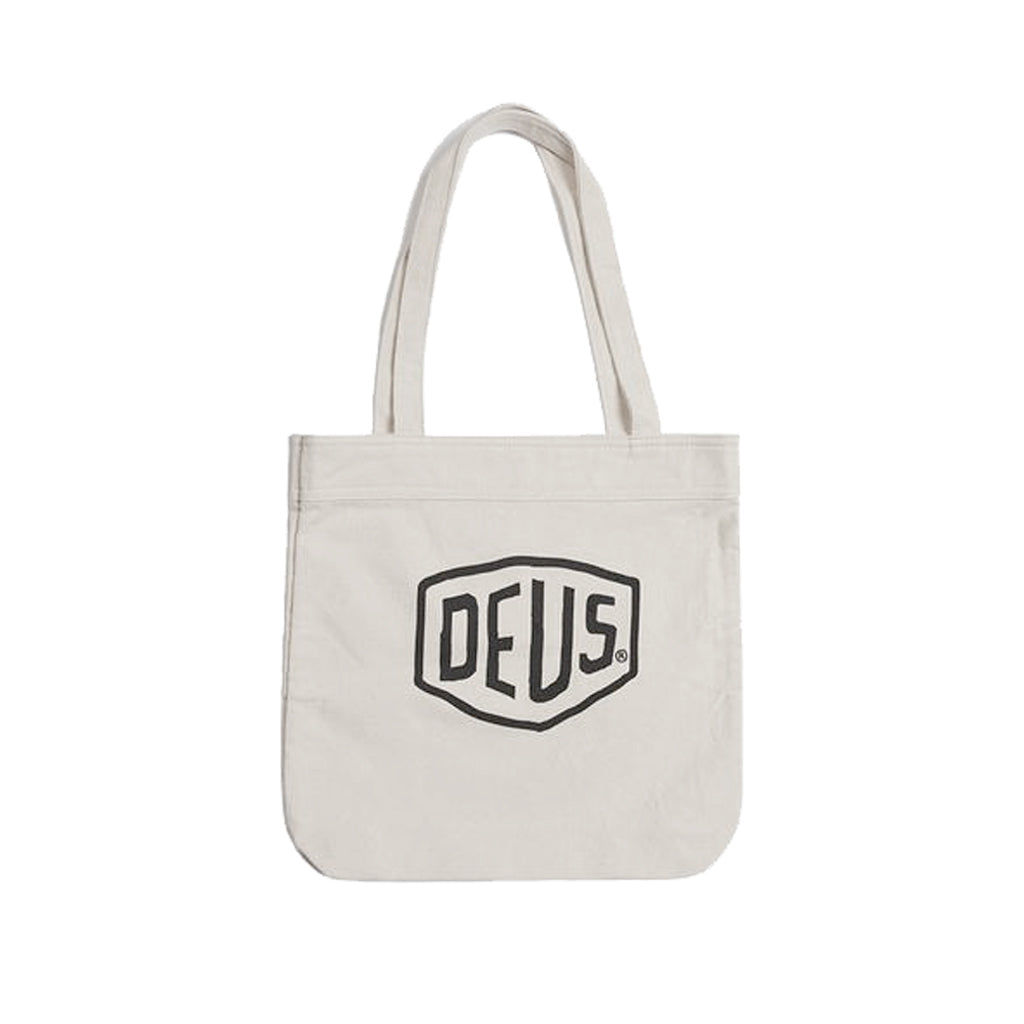Deus Classic Tote Bag Natural