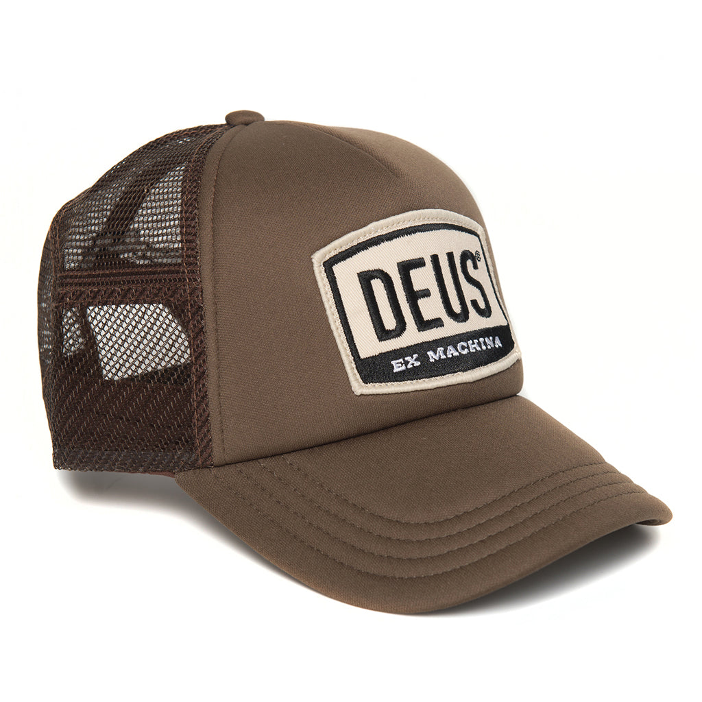 Deus Moretown Trucker - French Roast