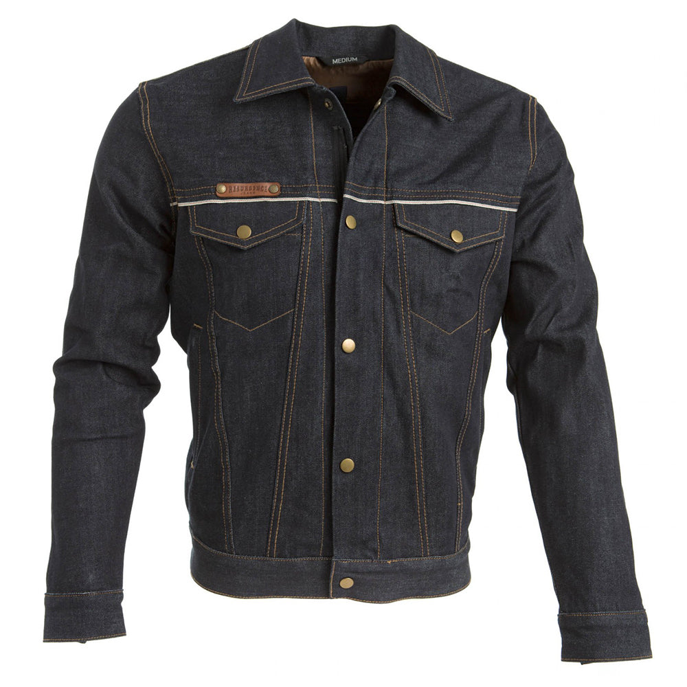 Resurgence Denim Jacket Blue