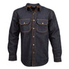 Resurgence Rider Shirt Blue Denim