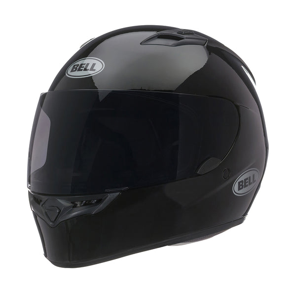 Bell Street Qualifier STD Helmet Solid Gloss Black