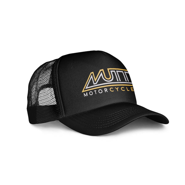 Mutt Speed Cap Black