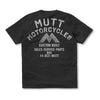 New Mutt Shop T-Shirt Black