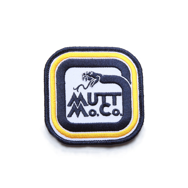 Mutt Racing Snake Patch