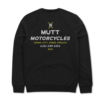 Mutt Speed Freaks Sweat Black