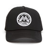 Mutt Wings Patch Cap - Black
