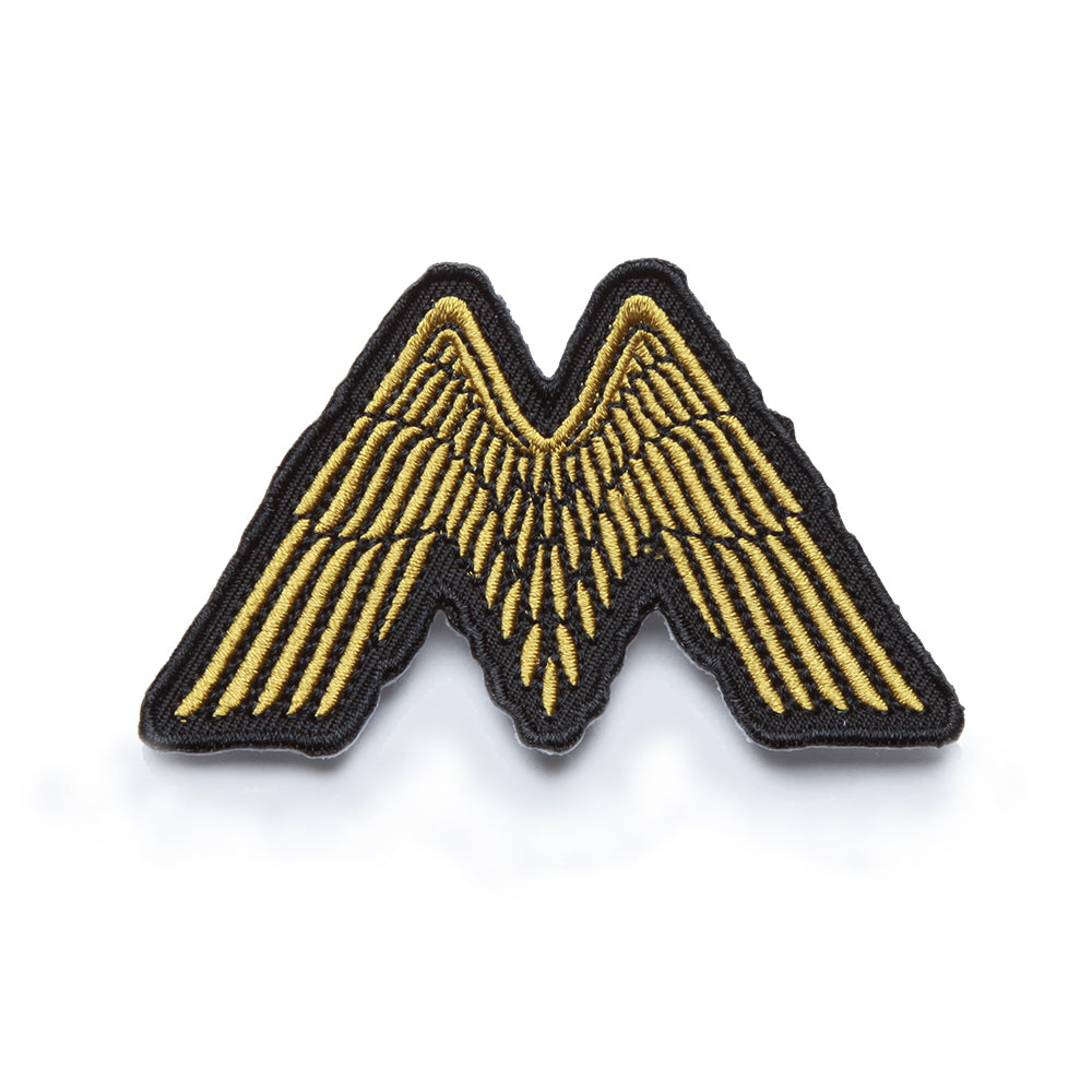 Mutt Solo Wings Patch