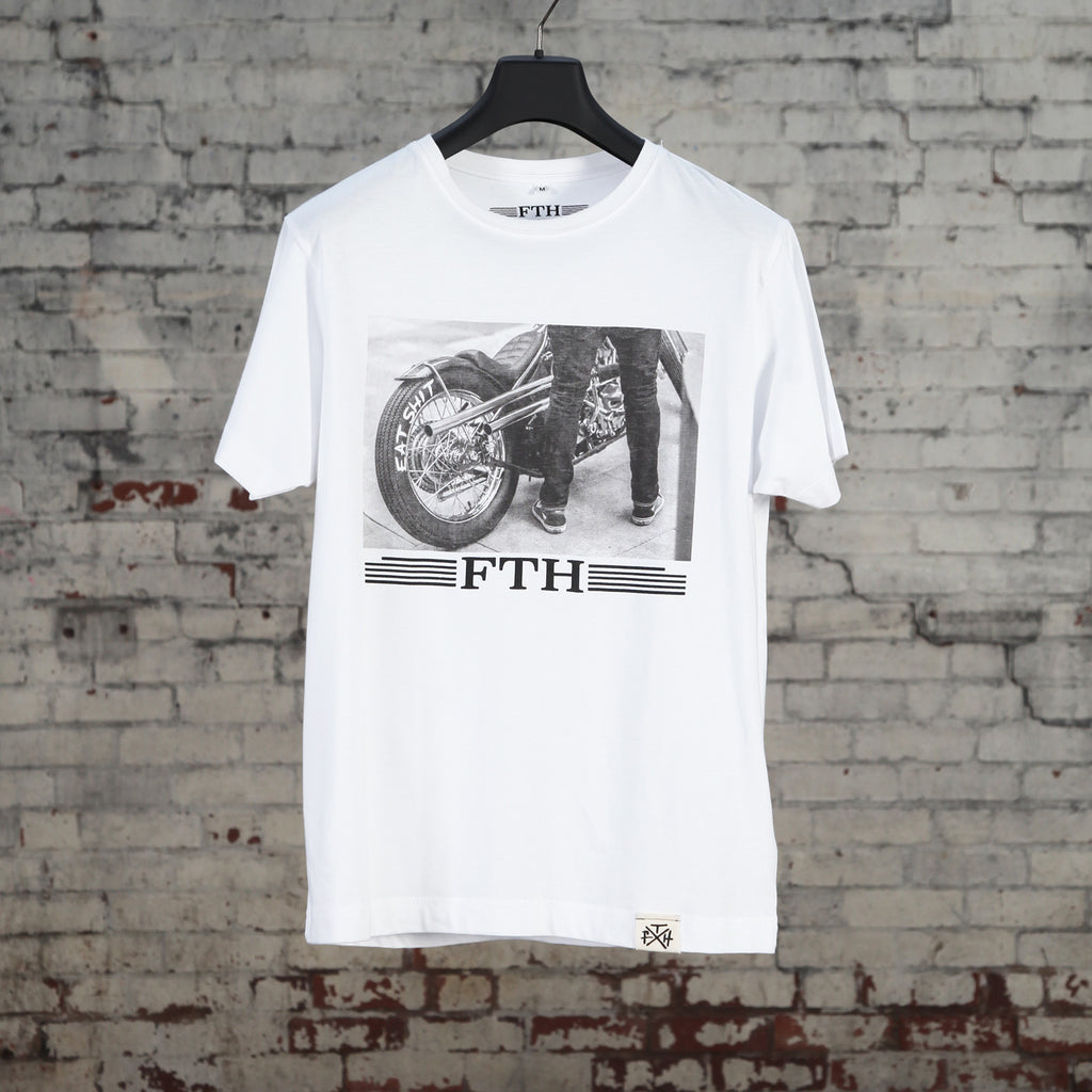 Carter T-Shirt White