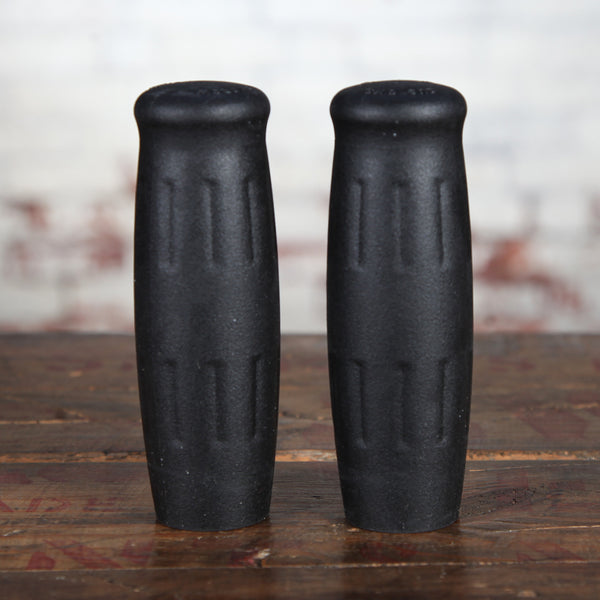 Lowbrow Customs Classic Grips Black