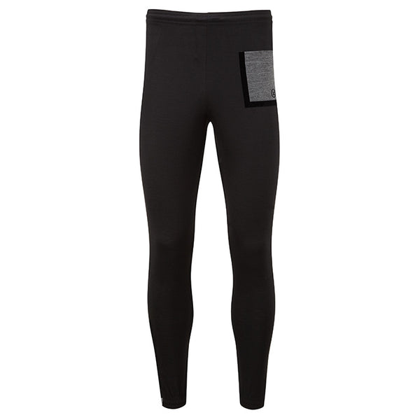 Knox Jamie Unisex Base Layer Trousers Black