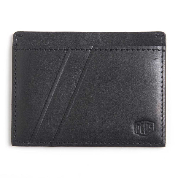 Deus Card Holder Black